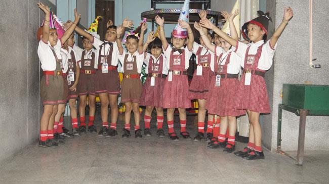 St. Xavier's High School Rampura Phul, CBSE School Bathinda